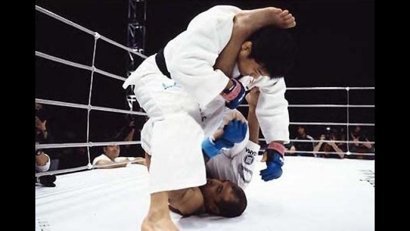 Pride Shockwave 2003: Royce Gracie vs. Hidehiko Yoshida