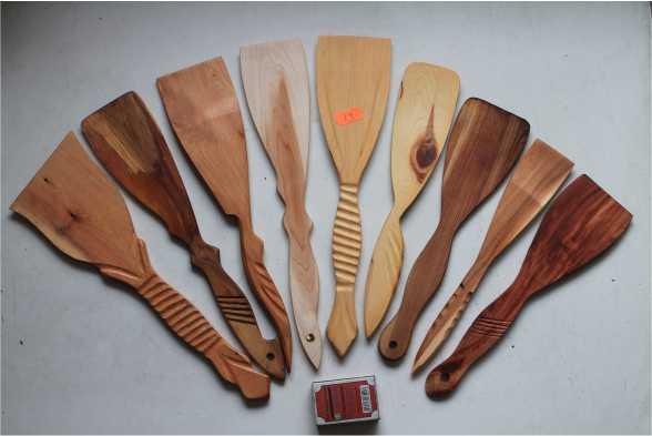 Лопатка деревянная своими руками