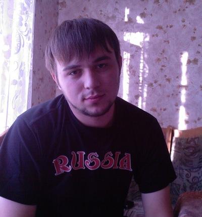 Магомед Гагиев, 17 февраля , Тюмень, id194463462