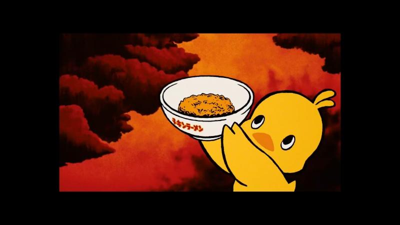 Nissin チキンラーメンCM「アクマのキムラー 篇」 Chicken Ramen Akuma no Kimura advertisement