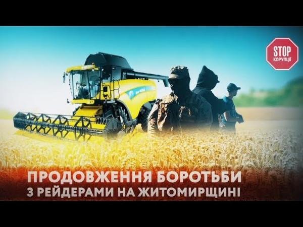 В Україні нова хвиля рейдерських атак в агросекторі