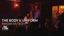 THE BODY UNIFORM live at Market Hotel, Nov. 17th, 2018