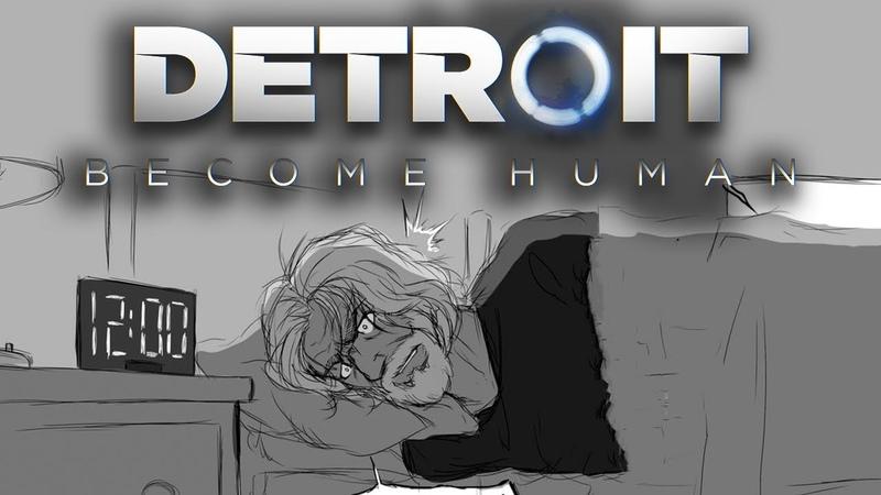 Suprise | Detroit: Become Human Comic Dub