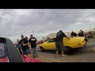 Hollywood Bobby Wild Run at Cash Days Oklahoma