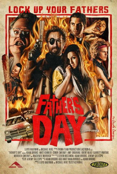 Ver Father's Day (2011) Online