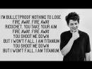 Charlie Puth - Titanium Lyrics