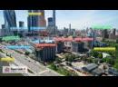ЖК Capital Towers Кэпитал Тауэрс – аэросъемка май 2019 г