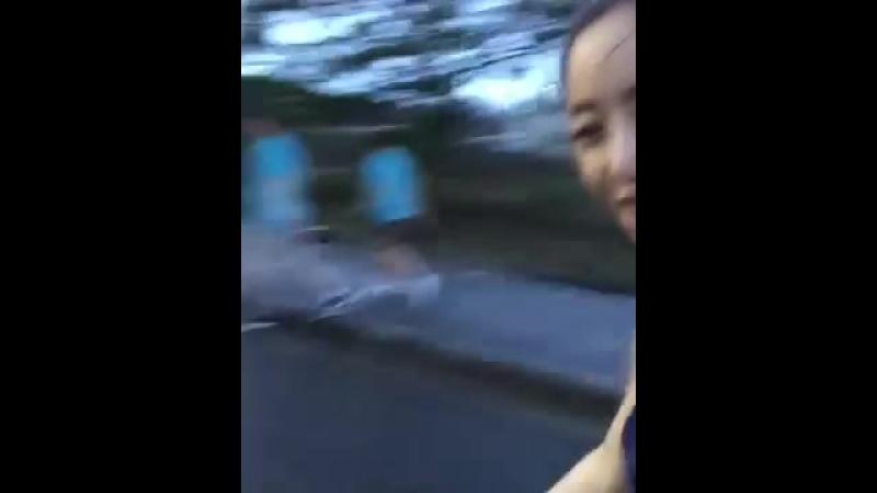 [IG] 180408 Eunjung Instagram video