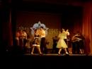 """9 мая 2015. """"Тучи в голубом"""", вальс школьного самоуправления Белоярской школы №1"""