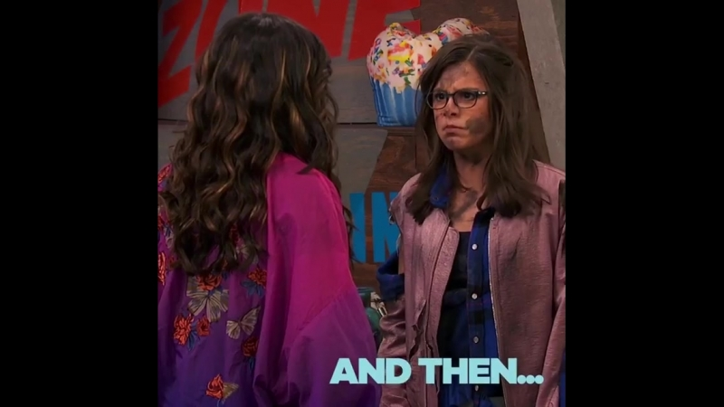 What happened to Mckenzie Find out on Sunday's new GameShakers 😮