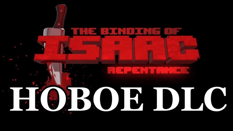 The Binding of Isaac Repentance: новое DLC