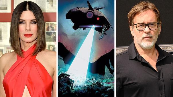 Сандра Буллок и Netflix экранизируют комикс Марка Миллара