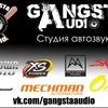 Студия Автозвука и Тюнинга Gangsta Audio