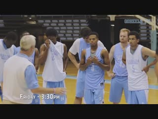 Carolina Basketball- Last First Week of Practice with Marcus Paige