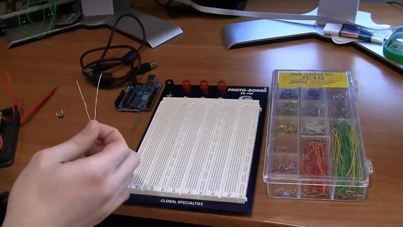 Blum Dj Arduino ProtoBoard MultiM