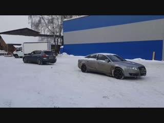 Audi A6 c6 vs lnfiniti ex35