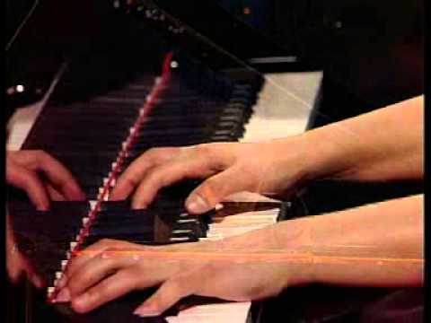 Khatia Buniatishvili - Stage II (Wiesenberg, Chopin, Debussy, Prokofiev Liszt)