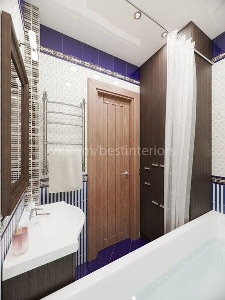 мужская ванная комната