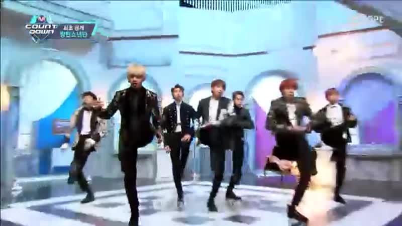 [BTS - Blood Sweat Tears] концерт
