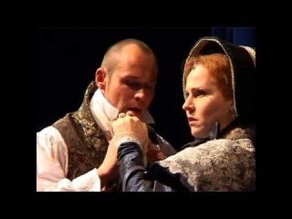 Спектакль «Портрет. Часть I» по Н .В. Гоголю