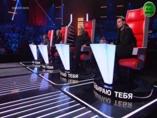 Людмила Соколова - Я Падаю В Небо (Шоу Голос. 3 сезон 4 выпуск)