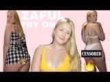 Huge Try On Haul \ Zaful | Hannah Garske