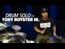 Tony Royster Jr. Drum Solo - Drumeo