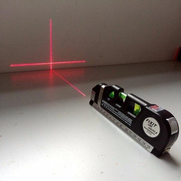 Лазерный уровень -