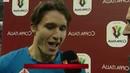 FEDERICO CHIESA intervista Torino Fiorentina 0 2 coppa Italia 2018 19