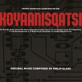 Philip Glass альбом Koyaanisqatsi