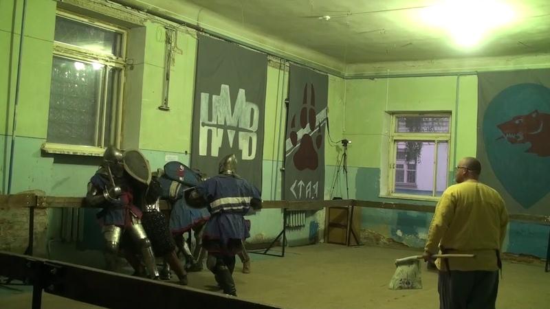 Манёвры в Армавире - октябрь 2018: бои №7, 8