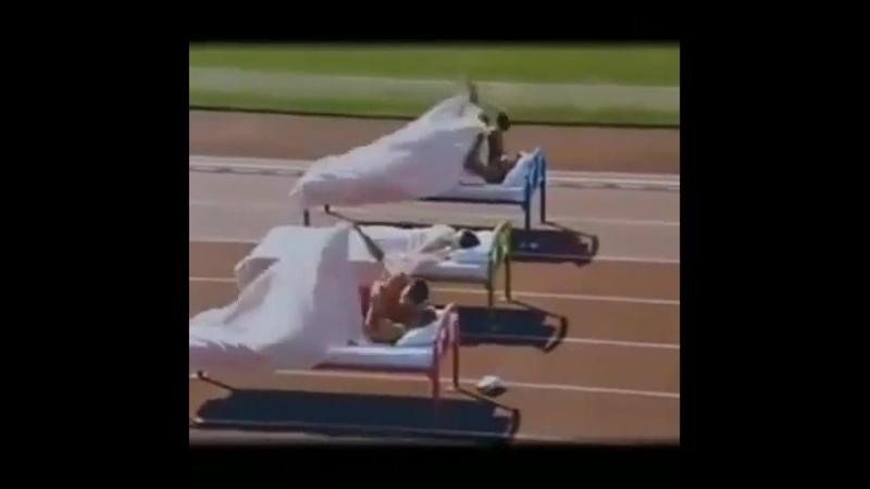 Новый вид олимпийского троеборья