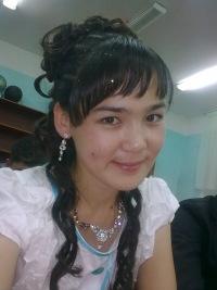 Арайлым Нурмухамбетова, 1 октября 1992, Йошкар-Ола, id185448883