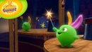 Cartoons for Children | Sunny Bunnies 102 - Magic wand (HD - Full Episode)