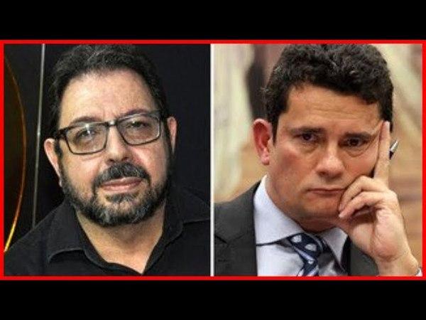 Últimas notícia de hoje :EDUARDO GUIMARÃES: MORO É O SÍMBOLO DO DEBOCHE DA JUSTIÇA NACIONAL