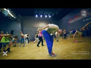 Anzhela KARASEVA // Jazz-Pop choreo for Workshop in Moscow // May,18