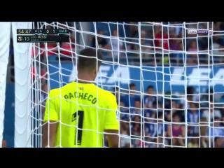 Испания ЛаЛига Алавес - Барселона 0:2 обзор  HD