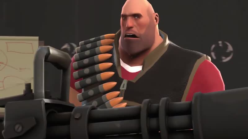 TF2 - Heavy for smash ultimate