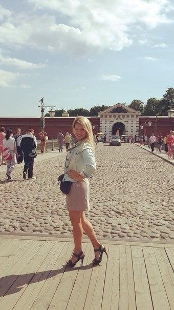 Люба Хорзова | Санкт-Петербург