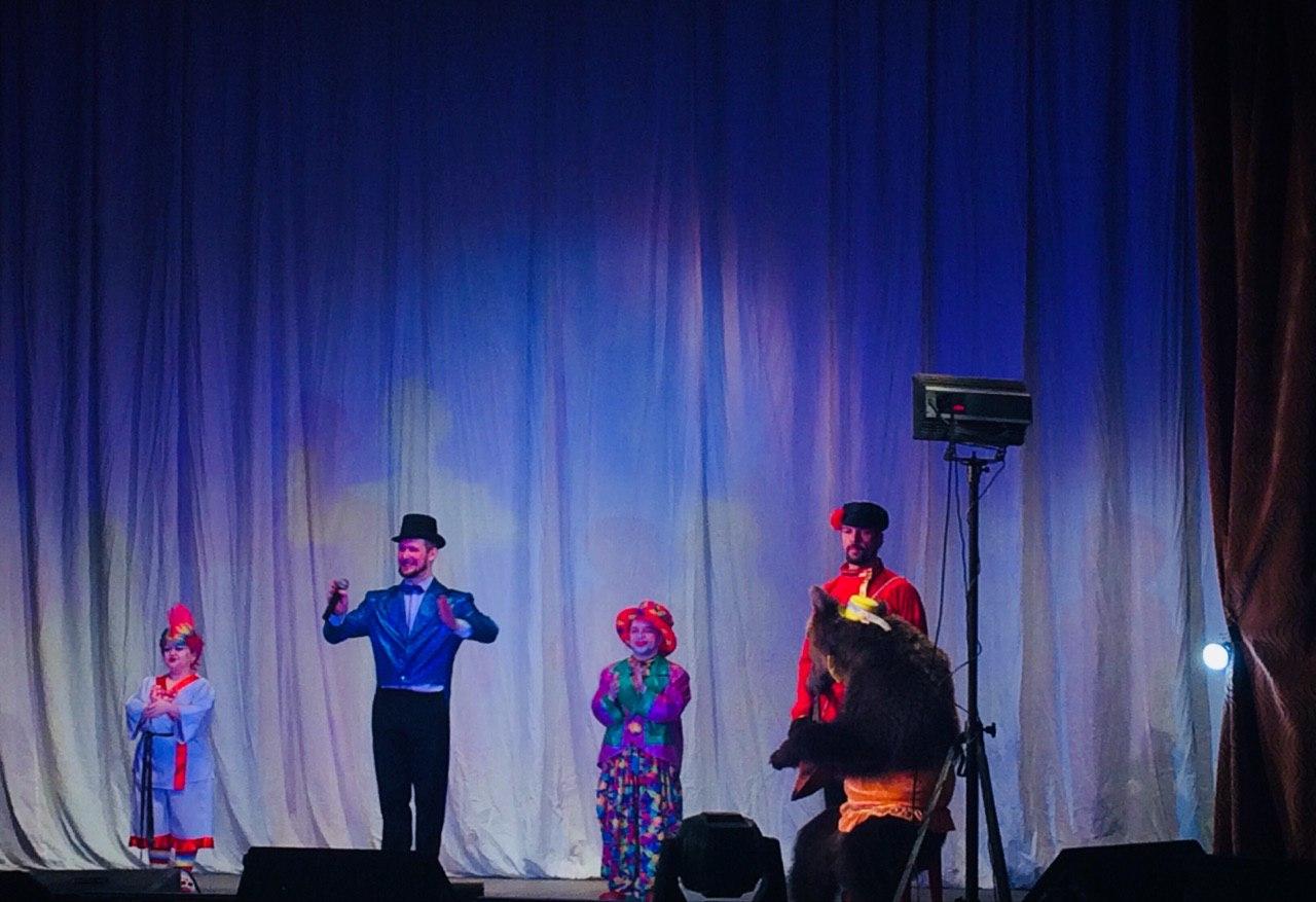 Цирк - это любовь родом из детства.