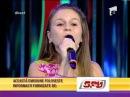 Oana Tabultoc, micuta rusoaica, canta live Acces Direct