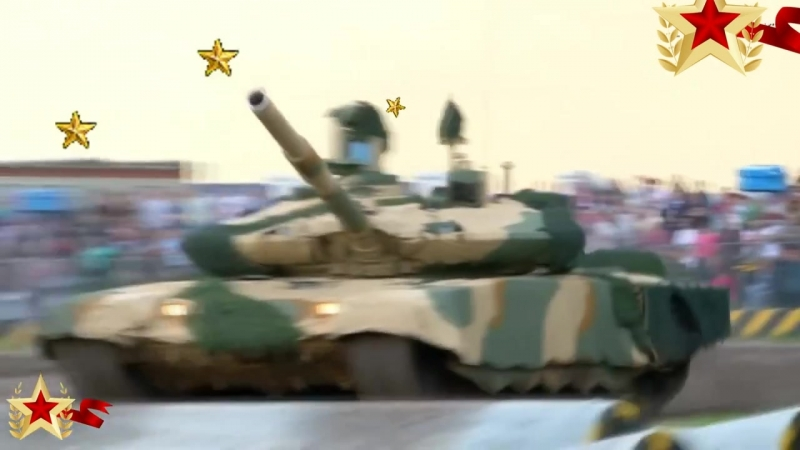 Поздравление с Днем танкиста Congratulations on the day of the tanker