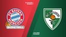 FC Bayern Munich - Zalgiris Kaunas Highlights Turkish Airlines EuroLeague RS Round 12