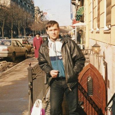 Федор Соколов, 14 марта 1966, Санкт-Петербург, id150497673