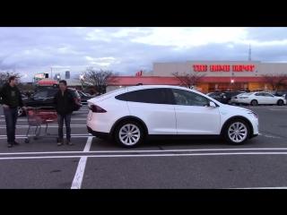 [Doug DeMuro Русская Версия] Вот почему Tesla Model X это ужасная машина