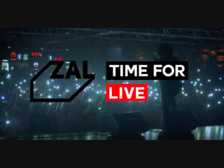 Zal - time for live
