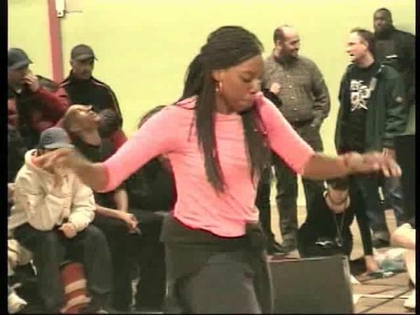 Juste Debout 2002 - House dance final - Didier Sandra vs Rickysoul Zoer