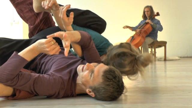 Elske Seidel Joerg Hassmann Contact Improvisation Duet
