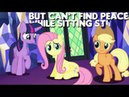 Off to See the World 8 Bit - From MLP The Movie (PMV)