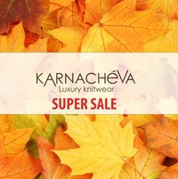 KARNACHEVA SUPERSALE апрель 2014